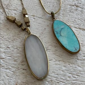 Jewelry - BONUS DEAL! Two Necklaces For Less than ONE!